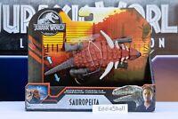 NEW 2020 Jurassic World SAUROPELTA Dinosaur Dino Rivals Savage Strike 🦖🦕
