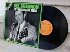 LP del shannon - 10 th anniversary album (sunset 2 SLS 20211) 1976
