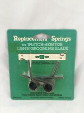 Replacement Springs For Thatch-Aerator Lawn Grooming Blade-Universal Industrial