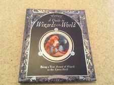 A Guide to Wizards of the World: Wizardology by Master Merlin (Mixed media...