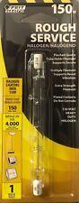FEIT Electric 150-Watt / 130-Volt Rough Service Double-End Bulb BPQ150T3/CL/RS