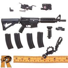 Skipper Task Force Spectre - MK18 Assault Rifle - 1/6 Scale - E S Action Figures