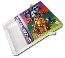 10 X Nintendo GAMEBOY Boxprotectors / Schutzhüllen ☆ ☆