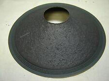 "18"" Speaker Cone -- Peavey Black Widow BW 1801 Part -- 76010043"
