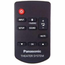 Genuine Panasonic SC-HTE80 Soundbar Remote Control