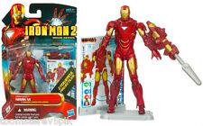 Iron Man 2 Movie Series Iron Man Mark Vi  #10 Powerful Projectiles 3 Armor Cards