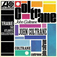 John Coltrane Jazz Music Records