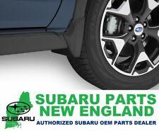 Genuine OEM Subaru Splash Guards Mud Flaps (Set of 4) J101SFL600