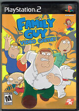 Family Guy (Sony PlayStation 2, 2006) ~ Used Complete ~