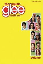 Glee Songbook: Season 1, Volume 1 (Piano/Vocal/Guitar) Paperback