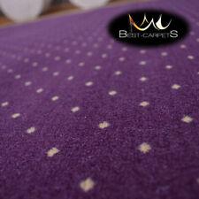 MODERN & CHEAP & BEST QUALITY CARPETS Feltback 'AKTUA' purple Bedroom Large size