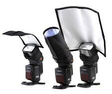 Foldable Flash Reflector Snoot for Yongnuo YN-468II YN500EX YN460 YN467 EX600