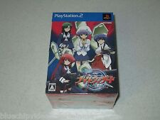Night Wizard Video Game: Denial Of The World Limited Edition PS2 Japan Import