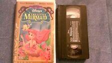 Disney's The Little Mermaid (1998 VHS) 12731. Pat Carroll, Jodi Benson, Edwards