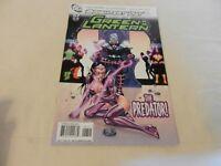 Brightest Day Green Lantern The Predator! DC Comics #57 October 2010