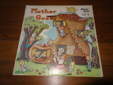 MOTHER GOOSE LP MELODY HOUSE MH-18 Pam Tims David Powell RARE CHILDREN'S RECORD