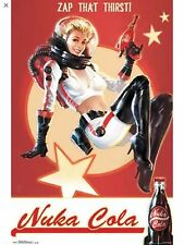 FALLOUT 4 - NUKA COLA POSTER - 22x34  RP14723