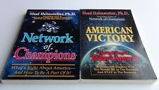 American Victory:The Real Story of Today's Amway by Shad Helmstetter 1997 +Bonus