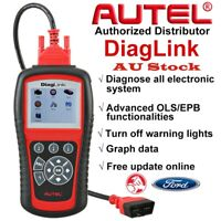 Autel DiagLink MD802 Full System OBD2 Scanner Car Diagnostic Tool ABS Airbag