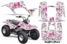 Atv Kit Graphique Quad Autocollant pour Yamaha Breeze 125 89-04 Bttrfly P W
