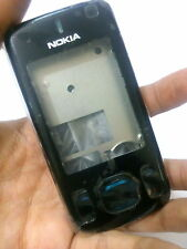 for nokia 6600s body panel faceplate housing with middle black new