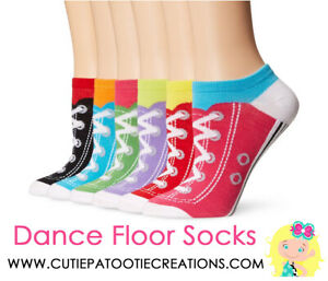 Sneaker Socks for Kids - Women - Teens - Adults - Low Cut - No Show - 6 Pack