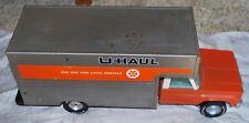 NYLINT Toys Chevrolet Cab U-HAUL Box Truck 70's RARE Diecast Vintage Chevy