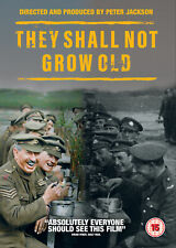 They Shall Not Grow Old (DVD) Peter Jackson