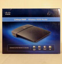 New CISCO LINKSYS E900 Wireless-N300 Router Windows Mac
