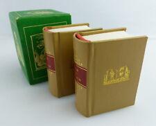 2 mini libros: heinz Knobloch-alrededor del libro Offizin andersen Nexö e095