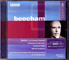 Thomas BEECHAM: BERLIOZ Harold en Italie Le Corsaire Roi Lear Marche troyenne CD