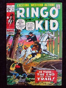 RINGO KID #8 MARVEL COMICS WESTERN