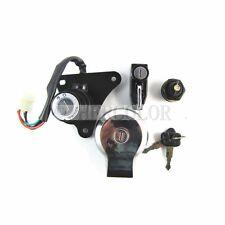Ignition Switch/Fuel Gas Cap Key Lock Set For Yamaha Virago XV250 QJ250-H XV125