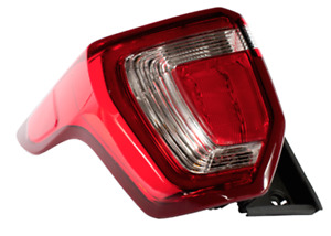 (1) NEW GENUINE OEM FORD 2016-2019 LH DRIVER Tail Lamp Light XLT FB5Z-13405-A