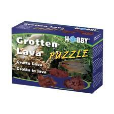 Hobby Grottenpuzzle-Lava Ca 1Kg Lava Stones Decoration Aquarium Accessories Cave