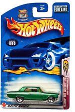 2003 Hot Wheels #60 Flamin' Hot Wheels Ford Thunderbolt 0710 G1 card