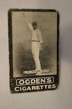 1901 -Vintage -Ogden's -Series B -TAB Cricket Card - J.R. Mason - Kent.