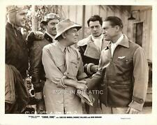 CHESTER MORRIS ORIGINAL VINTAGE AVIATION FILM STILL TO CANAL ZONE