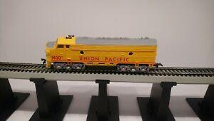 Life Like HO Train Union Pacific EMD F7A Powered Diesel Locomotive