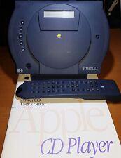 Apple Power CD anni 90. Completo di istruzioni e accessori.Funzionante.