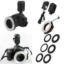 Hot C48LED Macro Ring Round Flash Camera Studio Light Adapter Ring for Camera JL