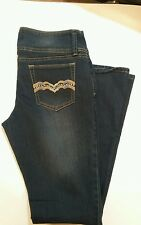 WURL Jeans~CRYSTAL DETAIL~Size 11~Gently Worn~Excellent Condition~Super Hot