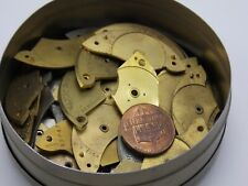 Antique Watchmakers Pocket watch repair parts Waltham Barrel Bridges Some Early