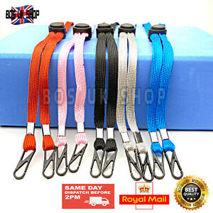 Face Mask Strap Hats Lanyard Holder Anti-lost Adjustable Length Necklace Chain
