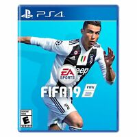 Fifa 19 PS4 (Sony PlayStation 4) Brand New Sealed