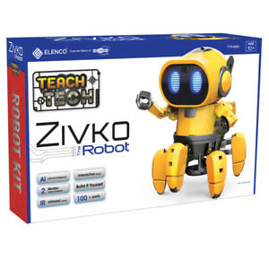 ELENCO TTR893 ZIVKO THE ROBOT