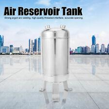 5L Air Reservoir Tank High Pressure Vertical 4-Port Stainless Steel Gas Storage