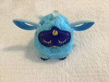 HASBRO 2016 FURBY CONNECT PLUSH TURQUOISE BLUE INTERACTIVE BLUETOOTH TALKING