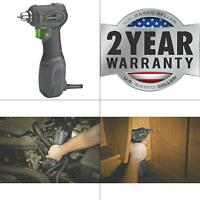 3.5 amp corded 3/8 in. right angle drill | genesis variable speed electric close