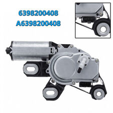 Rear Wiper Motor For Mercedes Viano Vito Mixto W639 6398200408 A6398200408 AU